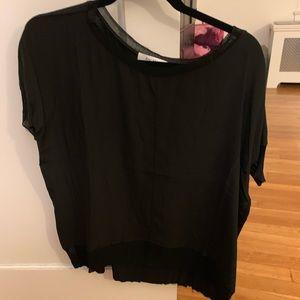 Bailey 44 silk t shirt
